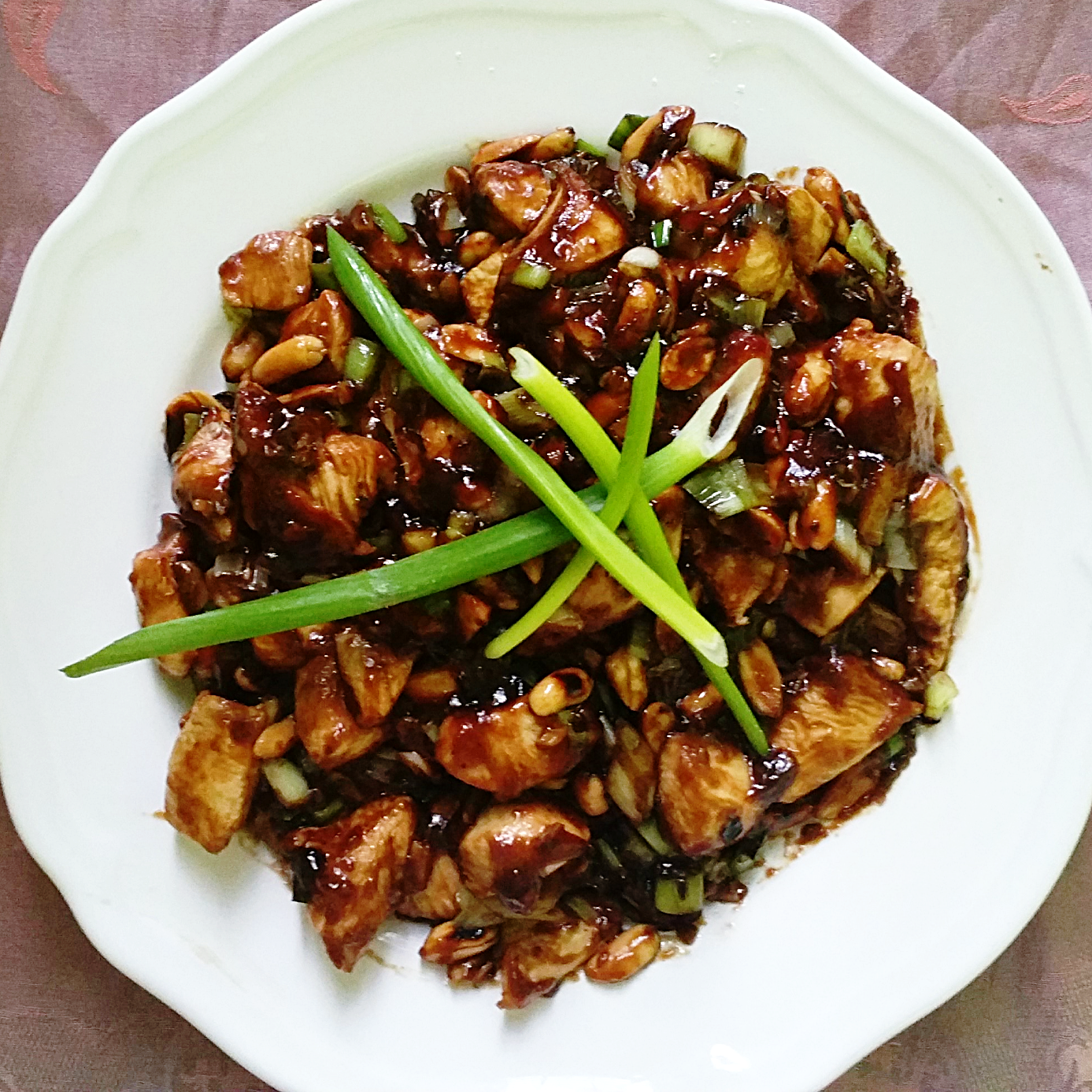 Kung Pao Chicken (Laowai style)
